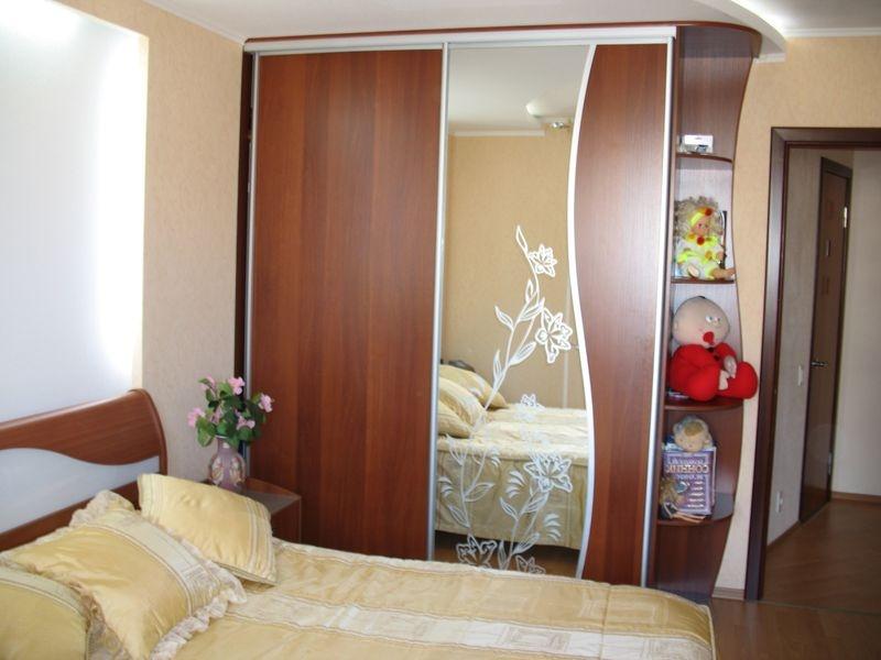 Шкаф-купе для спальни дизайн